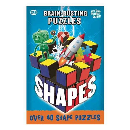 Shapes: Brain-busting Puzzles