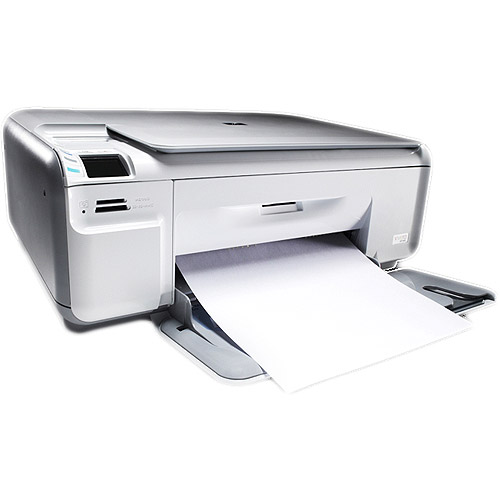 HP Photosmart C4480 All-In-One Inkjet Printer