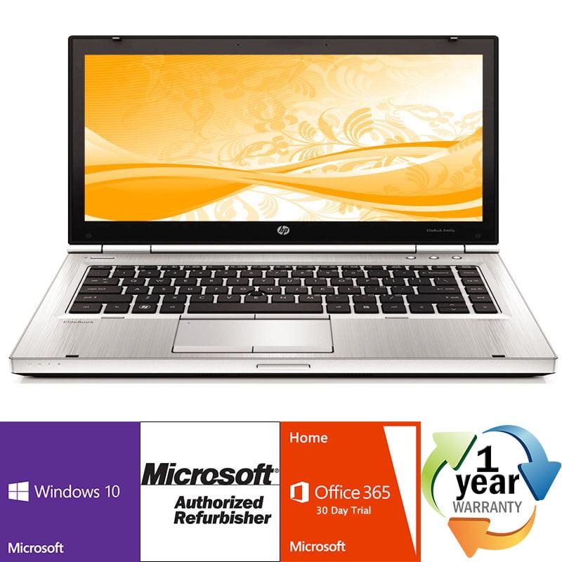 HP EliteBook 8460p 2.5GHz i5 8GB 500GB DVD Windows 10 Pro...