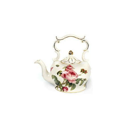 Burton + Burton 50 oz. Porcelain Romantic Rose