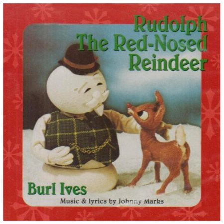 Rudolph the Red-Nosed Reindeer (CD) (Rudolph The Red Nosed Reindeer Music Box)