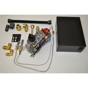 Dexen 6003 Series Millivolt Valve Kit NG Model - Quick Mount System