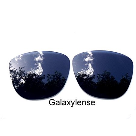 Galaxy Replacement Lenses for Oakley Frogskin Black (Frogskins Matte Black)