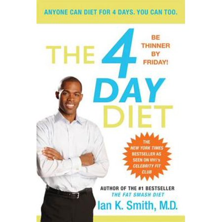 Day Four (The 4 Day Diet - eBook)