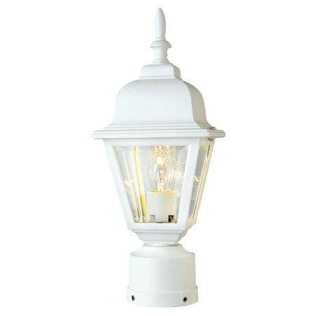 Trans Globe Amherst 4414 High Post Top Lantern - 20H in.