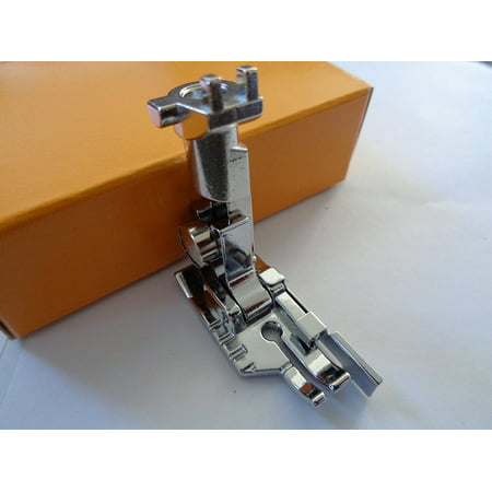 1-4 (Quarter Inch) Quilting Sewing Machine Presser Foot with Edge Guide Patchwork Foot For Bernina Old