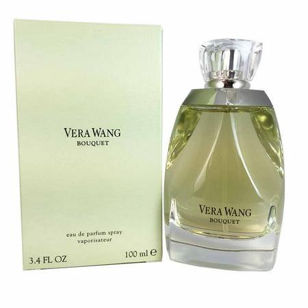 Vera Wang Bouquet Eau de Parfum Spray, 3.4 Oz ()