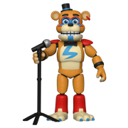 Funko Action Figure: Five Nights at Freddy's: Security Breach - Glamrock Freddy