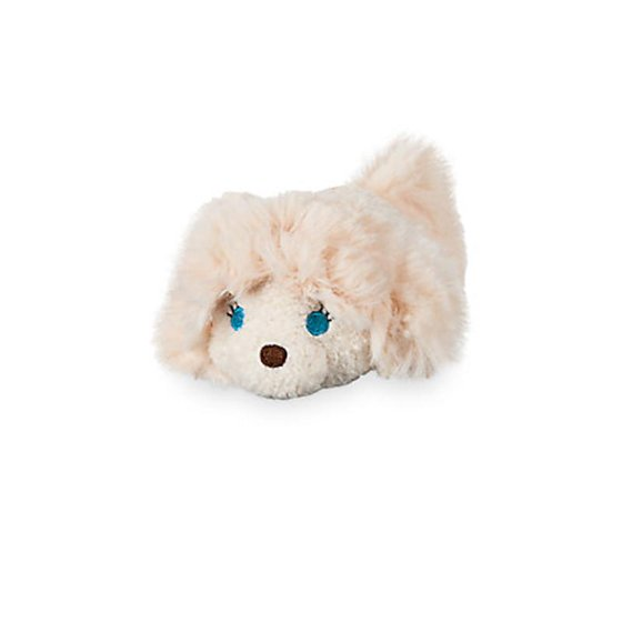 Disney Usa Peg Mini Tsum Plush from Lady and the Tramp New with Tags -  Walmart.com
