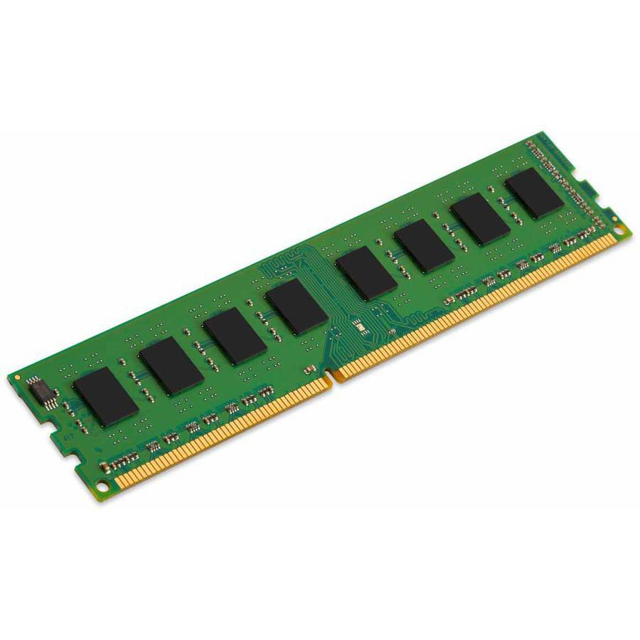 Kingston 4GB 1600MHz DDR3 Non-ECC CL11 DIMM SR x8 STD Height 30m Memory Modulem