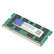 Tebru DDR 800MHz,Xiede DDR2 800Mhz 2G 1.8V 200Pin for Laptop High Running Speed Memory RAM Fully Compatible, 8G DDR RAM