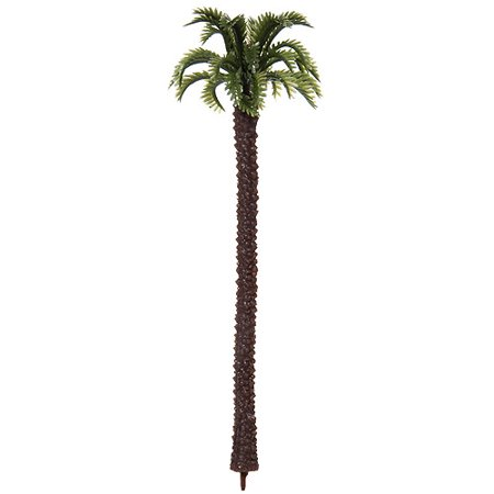 Diorama Palm Tree 5.125In 2Pc