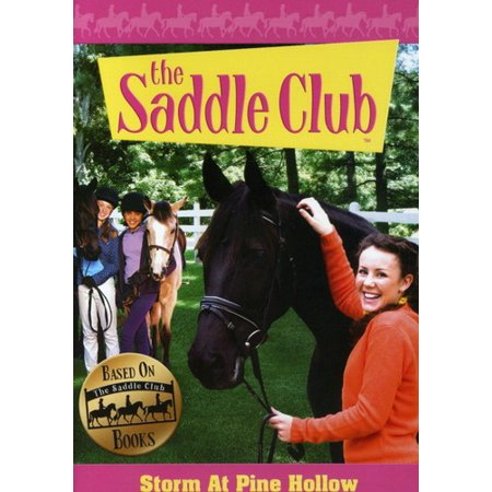 The Saddle Club: Storm at Pine Hollow