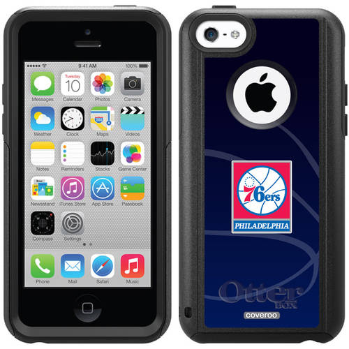 iPhone 5c OtterBox Commuter Series NBA Case