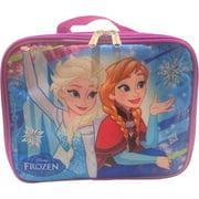 Frozen Anna & Elsa Insulated Lunch Box