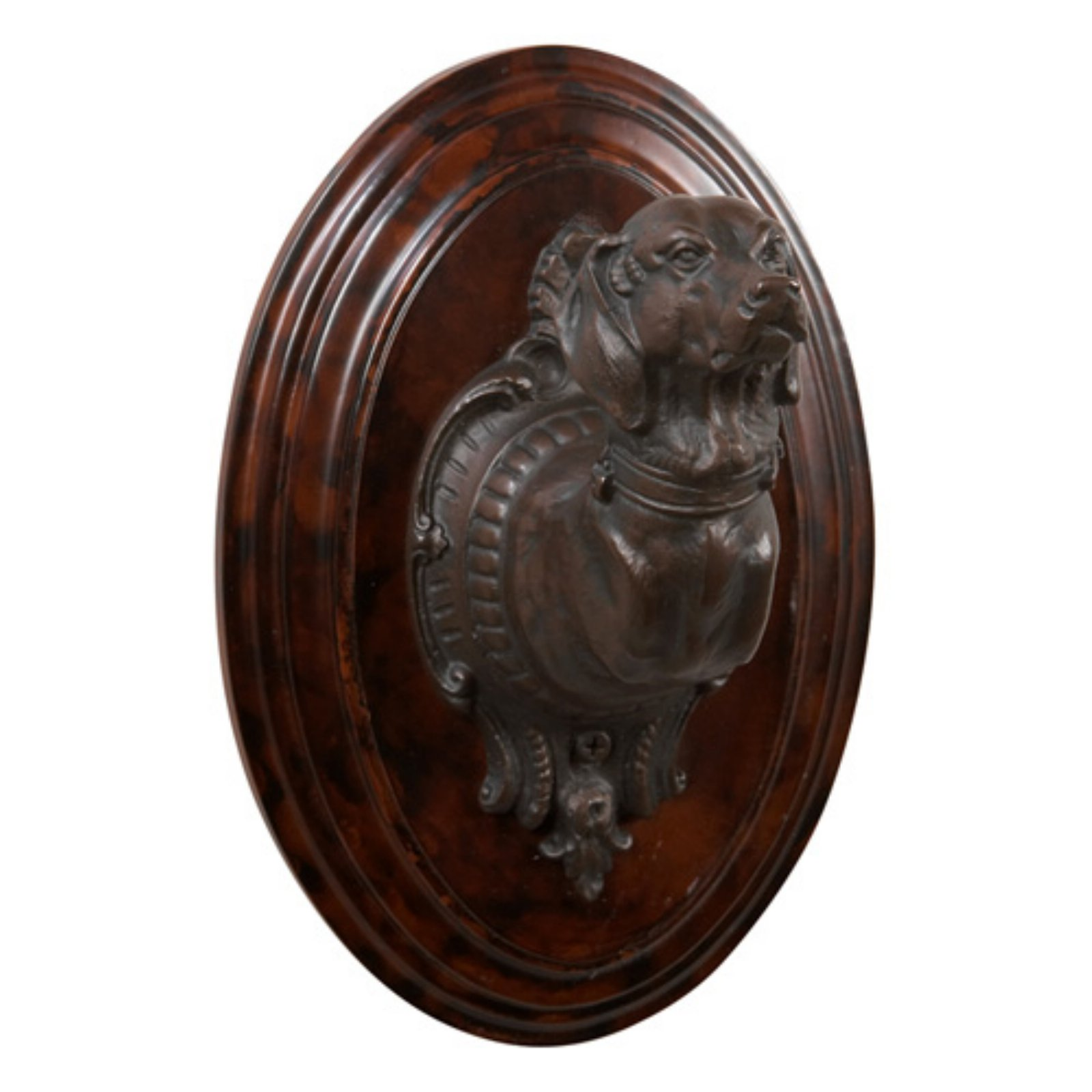 Dachshund Wall Plaque Hook