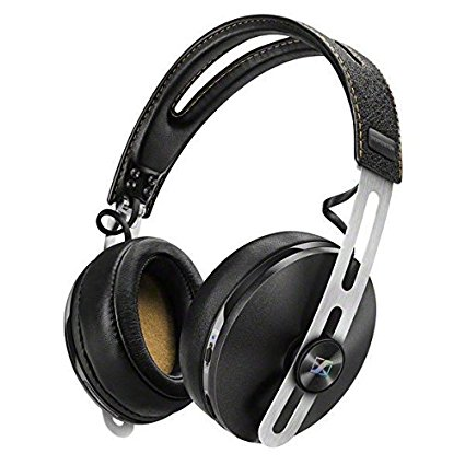 Sennheiser HD1 Wireless Headphones with Active Noise Cancellation Black by Sennheiser