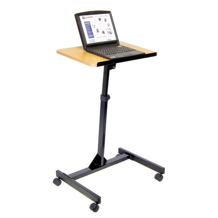 Offex OF-LX9128 - Adjustable Height Mobile Lectern