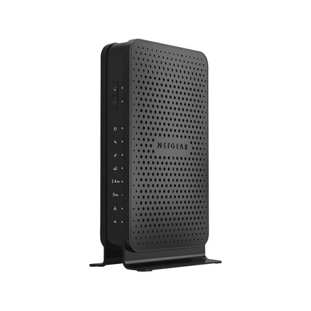 Netgear C3700 N600 Wifi Docsis 3 0 Cable Modem Router 2 In 1  Recertified
