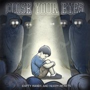 Close Your Eyes - Sticker