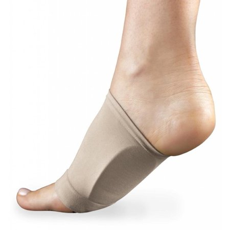 Mens   Womens Plantar Fasciitis Foot Sleeve  Soft  Massaging Gel Cushions The Arch  Absorbing Shock As You Walk By Beauty America