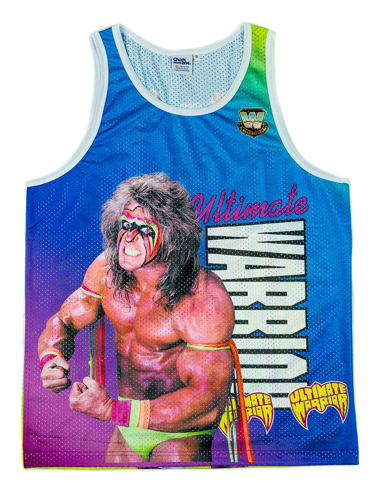 Ultimate Warrior Fanimation Tank Top by