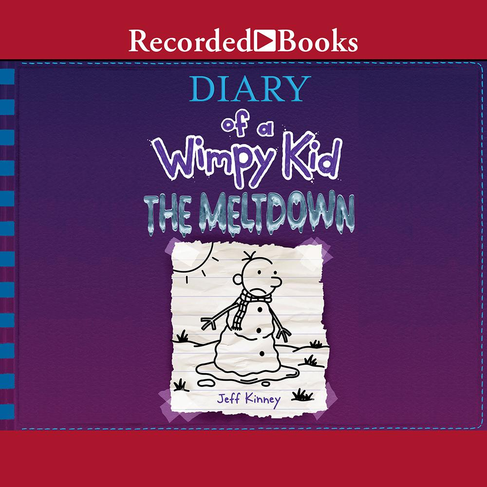 Diary of a Wimpy Kid: The Meltdown (Audiobook)