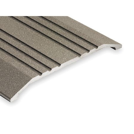 425SIA-6 Saddle Threshold, Fluted Top, 6 ft.