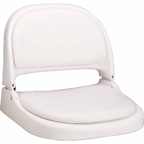 Attwood ProForm Seat with Gray Onserts