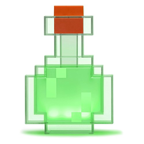 Minecraft Color Changing Potion Bottle by Geeknet