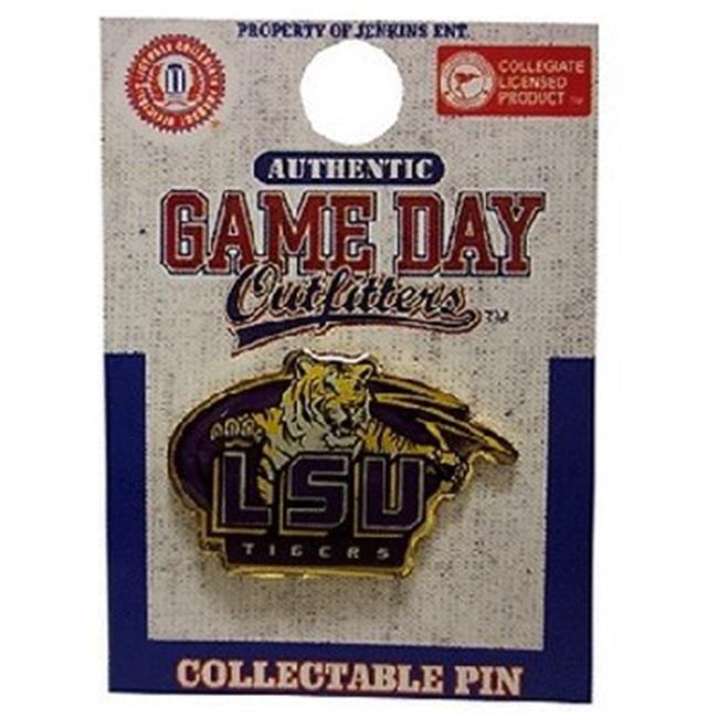 DDI 385038 Louisiana State University Jewelry Lapel Pin, Oval by DDI