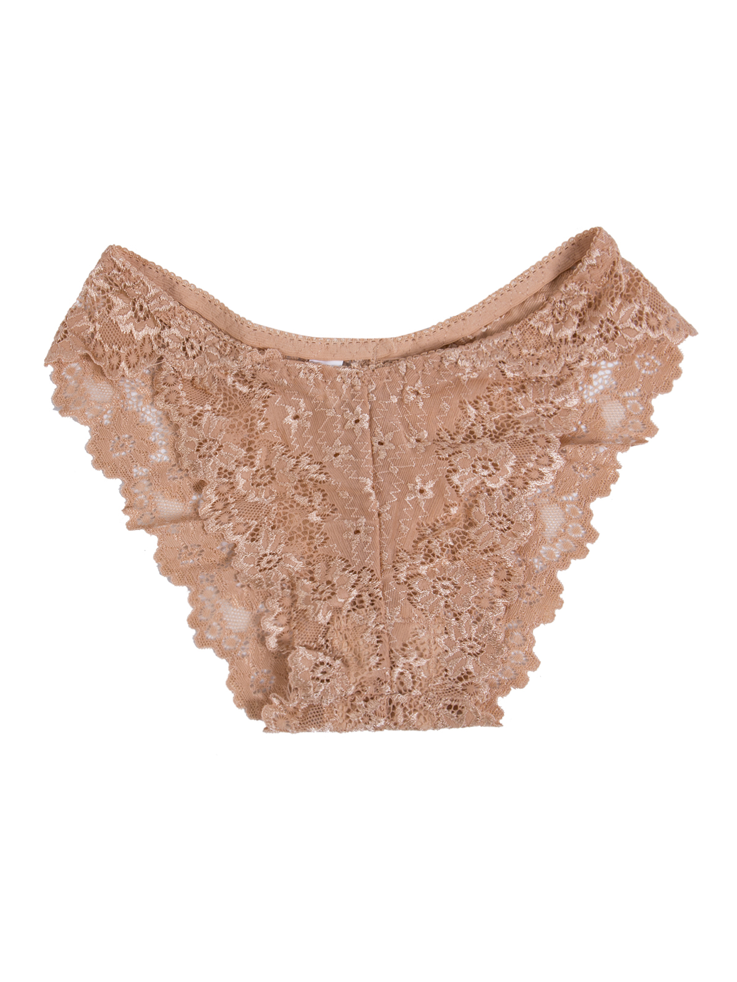 17 color New Handmade Sissy BRASILIAN Panties Sheer Nylon Panty Briefs Underwear Lace Leg Trimmed Front Lacy Undies Lingerie Fair Pink