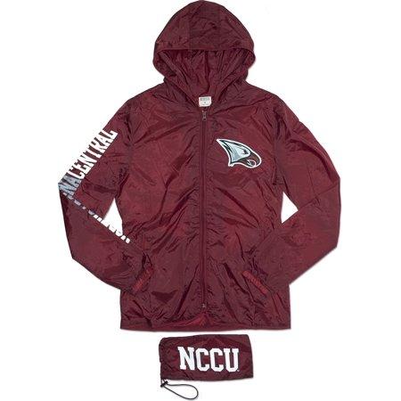 official photos fbcb1 8f435 Cultural Exchange - Big Boy North Carolina Central Eagles Thin & Light  Ladies Jacket with Pocket Bag [Maroon - M] - Walmart.com