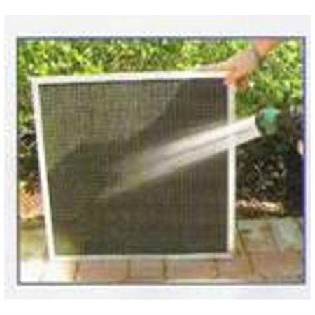 22x22x1 BoAir Aluminum Electrostatic Furnace Filter