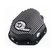 aFe Power 46-70032 Dodge Diesel Rear Differential Cover (Machined; Pro Series)