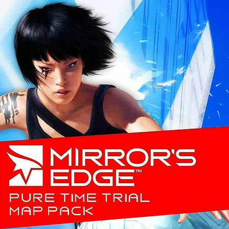 Mirror's Edge Pure Time Trials Map Pack Expansion Pack (PC) (Digital Code) (Purse Game)