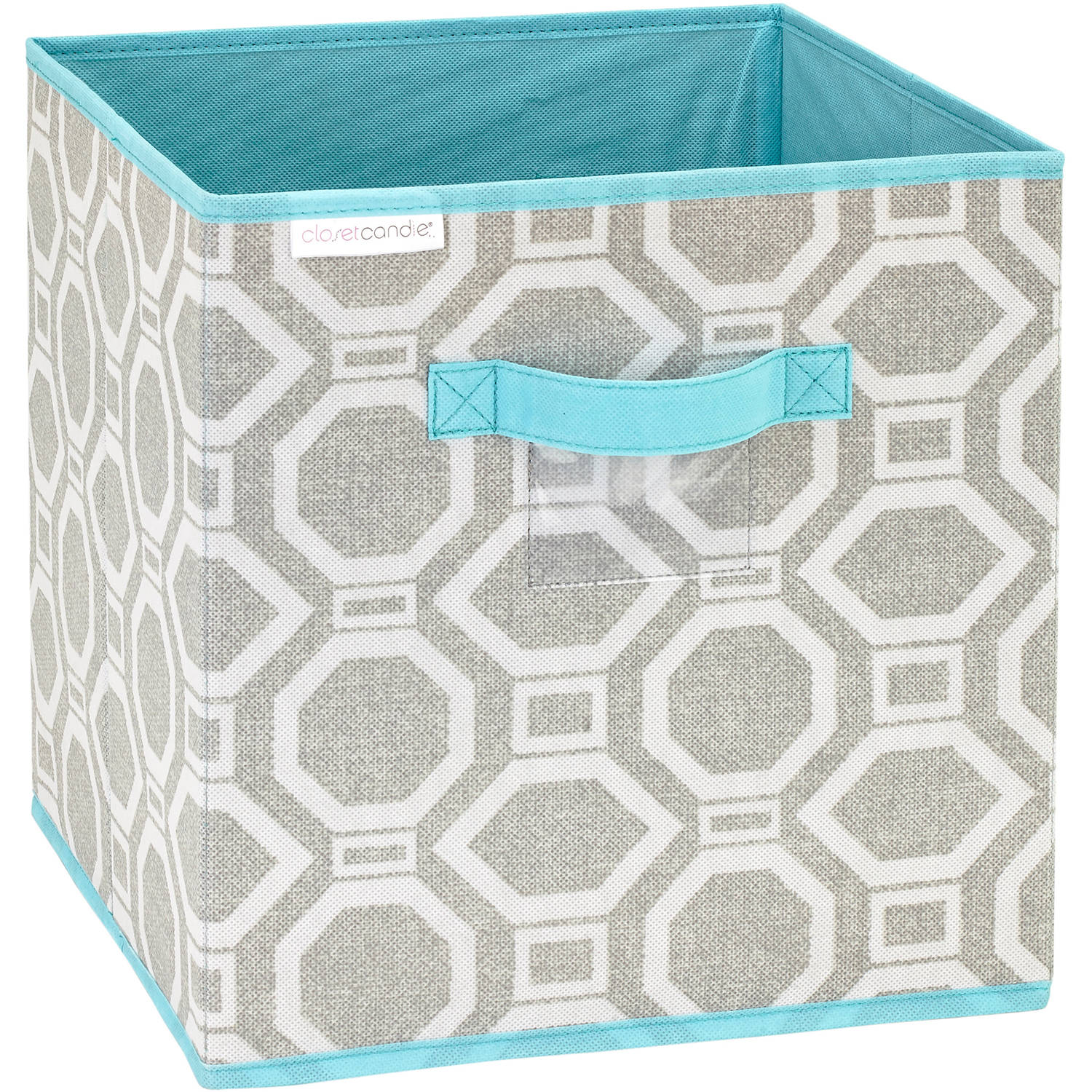 ClosetCandie Dove Grey Storage Cube