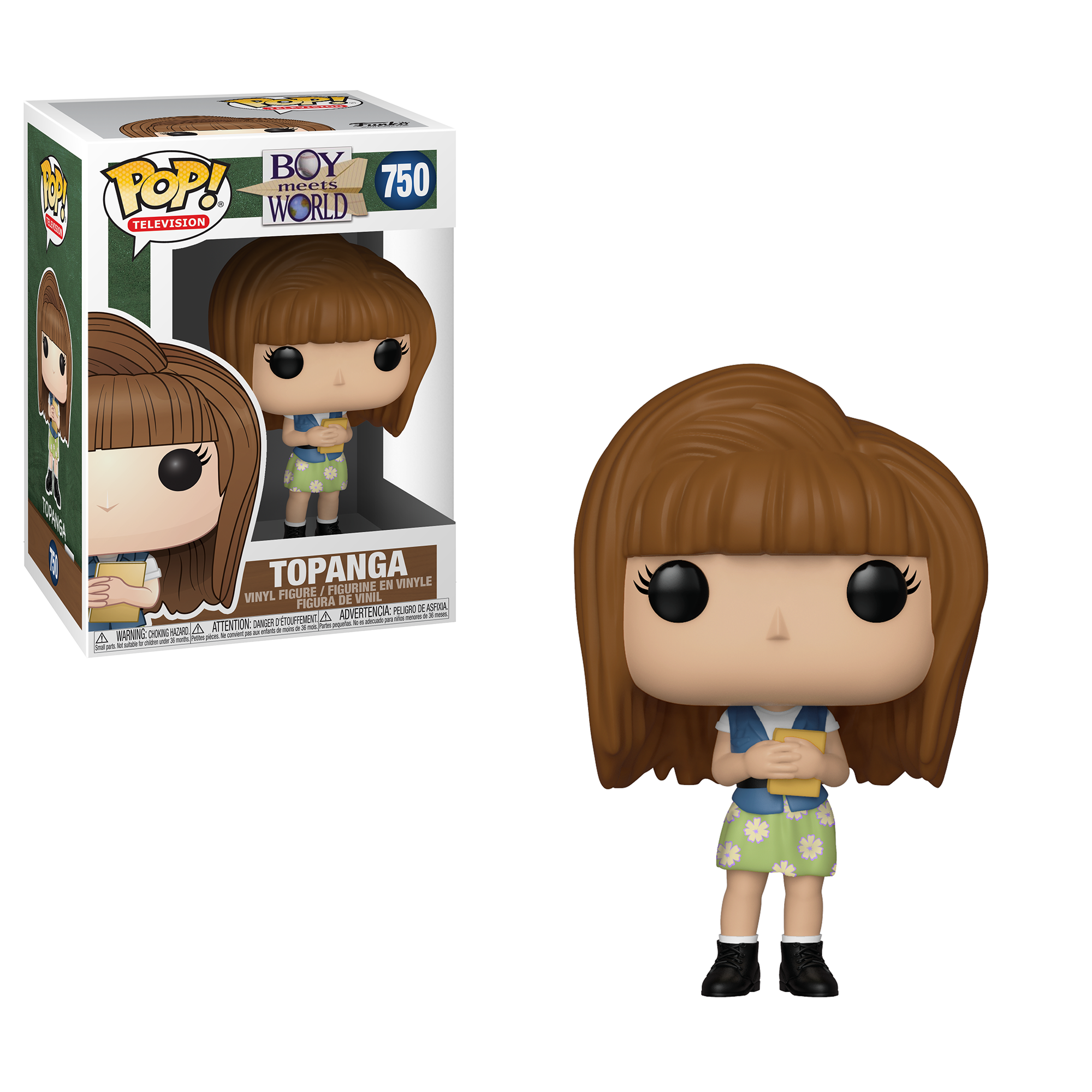 Funko POP! TV: Boy Meets World - Topanga