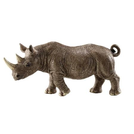 Schleich African Rhino Figure - Rocksteady Rhino