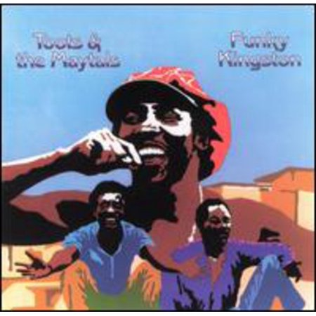 Funky Kingston (CD)