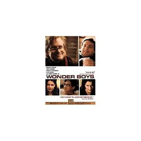 Paramount Wonder Boys [dvd] Ws Enhanced 16x9/dolby Digital English 5.1 Surround-nla