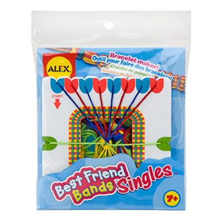 ALEX Toys Do-it-Yourself Wear Best Friend Band Singles