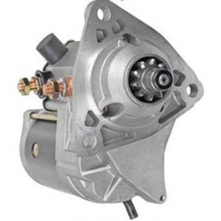 NEW STARTER MOTOR FITS INTERNATIONAL TRUCK 1400 1600 1700 1800 1900 Series - 1200 1600 1800 Series Battery