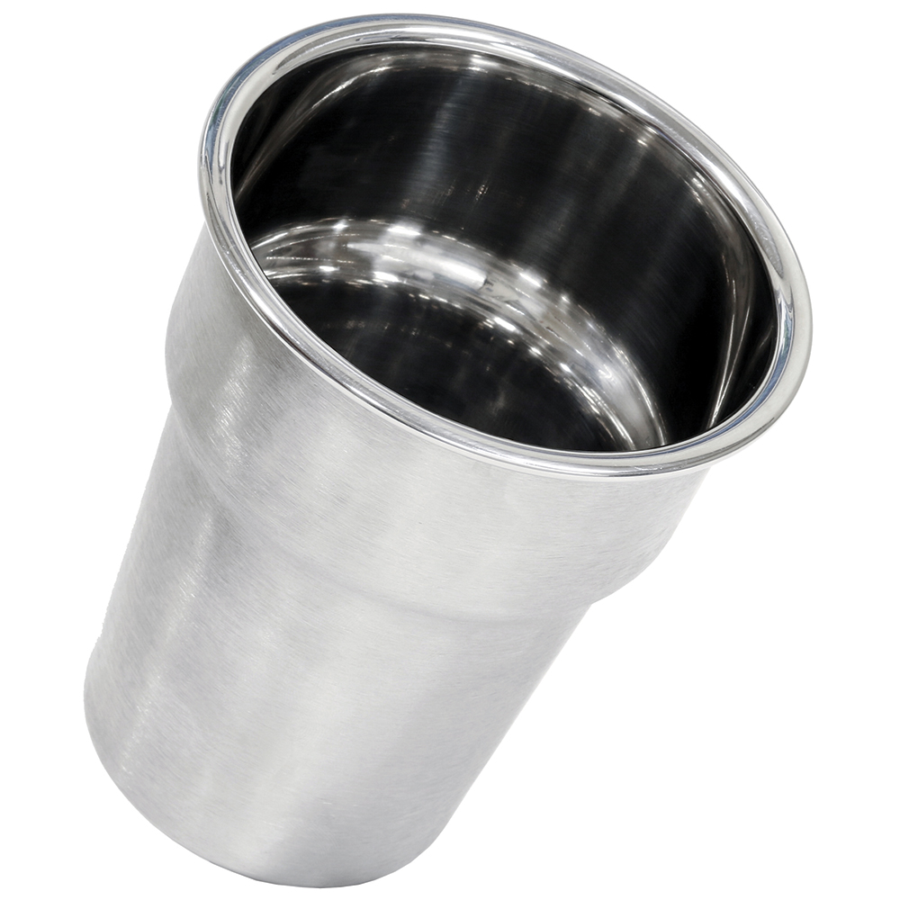 Tigress 88586 Large Stainless Steel Cup Insert