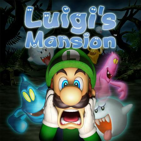 Nintendo 3DS Luigi S Mansion 045496682361 (Email Delivery) (Luigis Mansion 3ds Bundle)