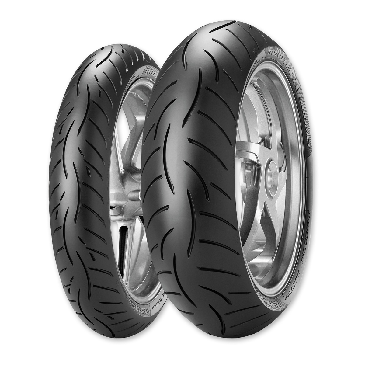 Metzeler  Roadtec Z8 Interact 120/70ZR18-M Front Tire 2491400