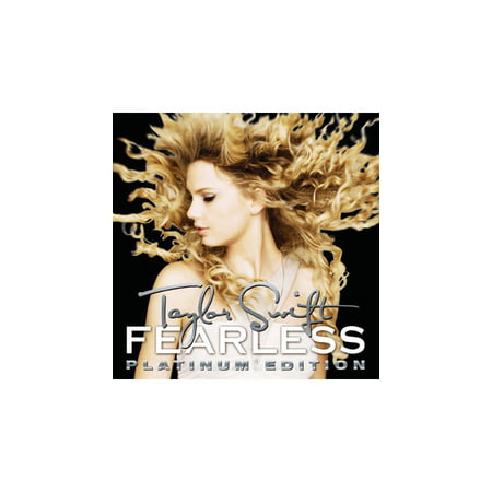 Taylor Swift - Fearless (Platinum Edition) (CD + DVD) - Taylor Swift Cat Outfit