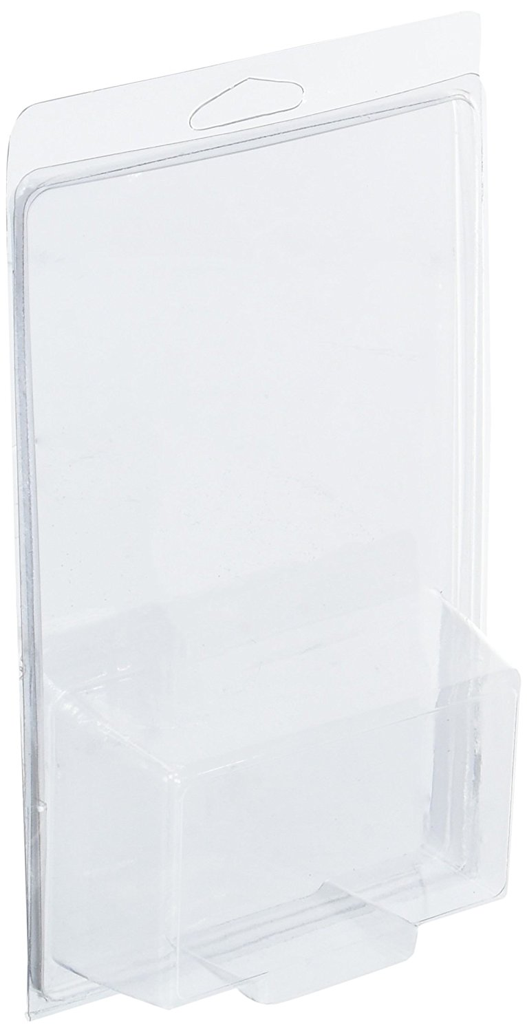 Hot Wheels basic Car PROTECTIVE CASES Matchbox Plastic 25 pack Set of Clear die-cast car keepers Blister Pack... by