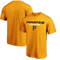Pittsburgh Pirates Fanatics Branded Just Like That T-Shirt - Gold
