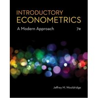 Introductory Econometrics: A Modern Approach (Other)